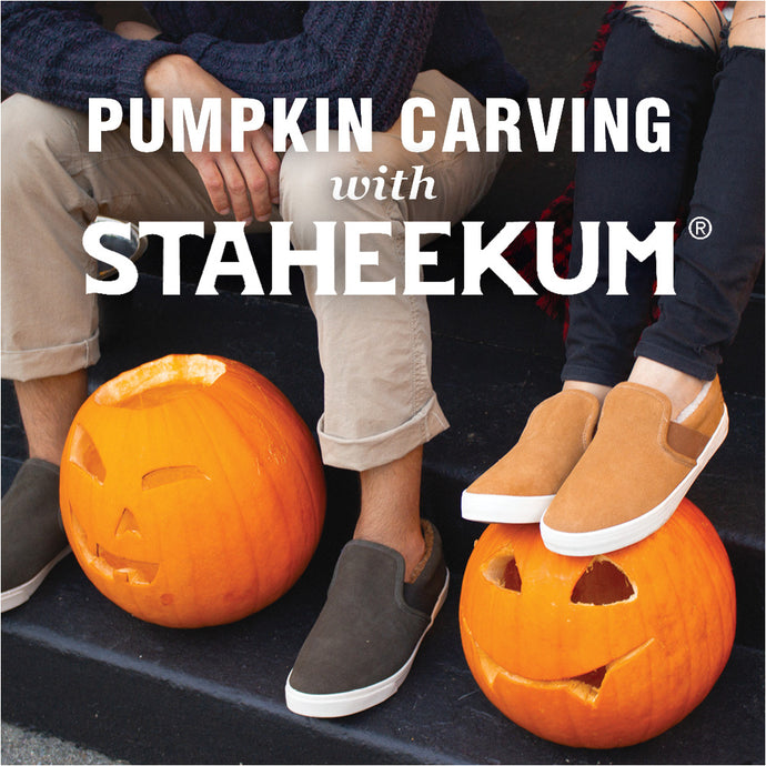 Pumpkin Carving with Staheekum