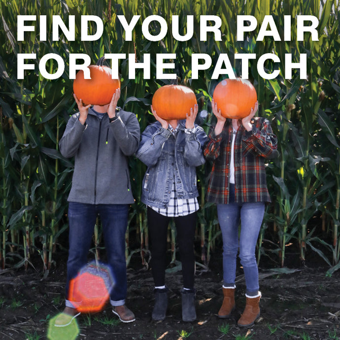 Find Your Pair for the Patch