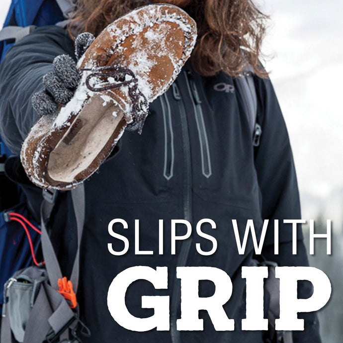 Slips with Grip