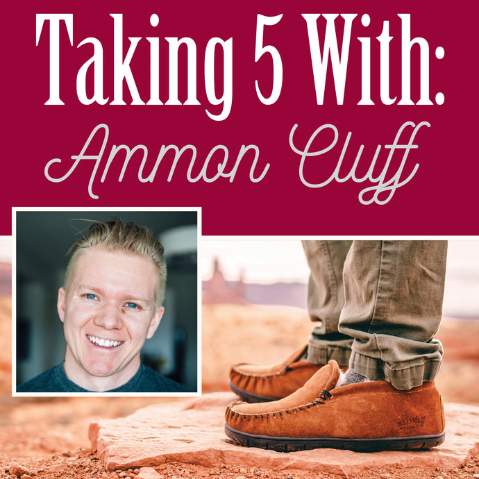 Taking 5 With: Ammon Cluff