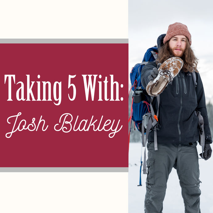 Taking 5 With: Josh Blakley