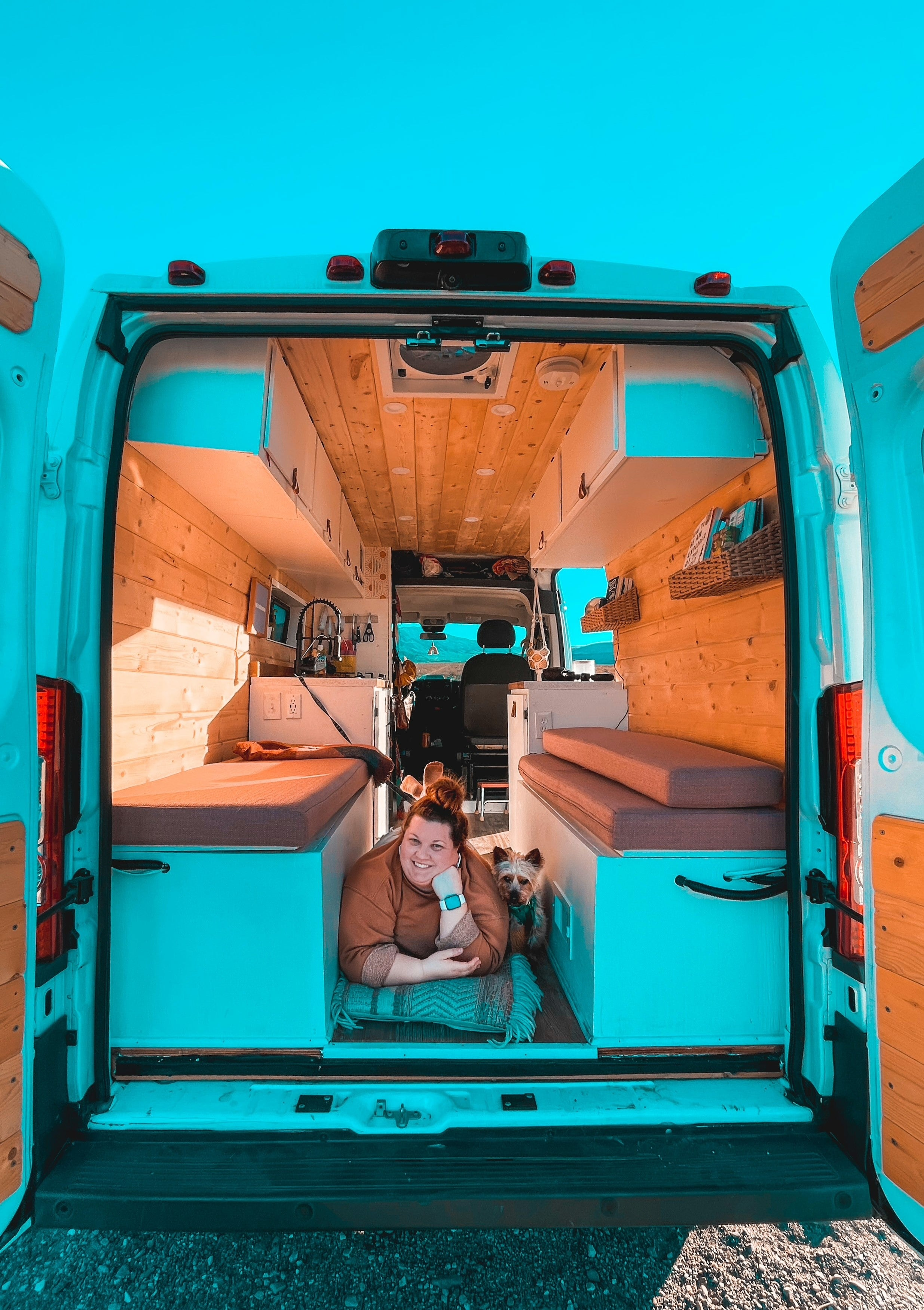 women in the outdoors women's history month vanlife with jessie coalter price slippers for adventures