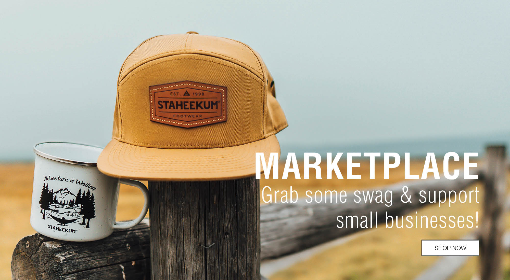 Staheekum Marketplace Shop Now