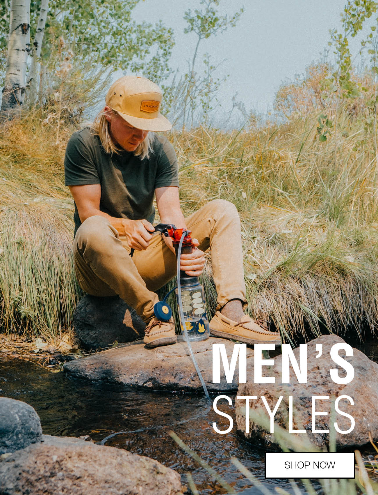 Staheekum Men's Styles Shop Now
