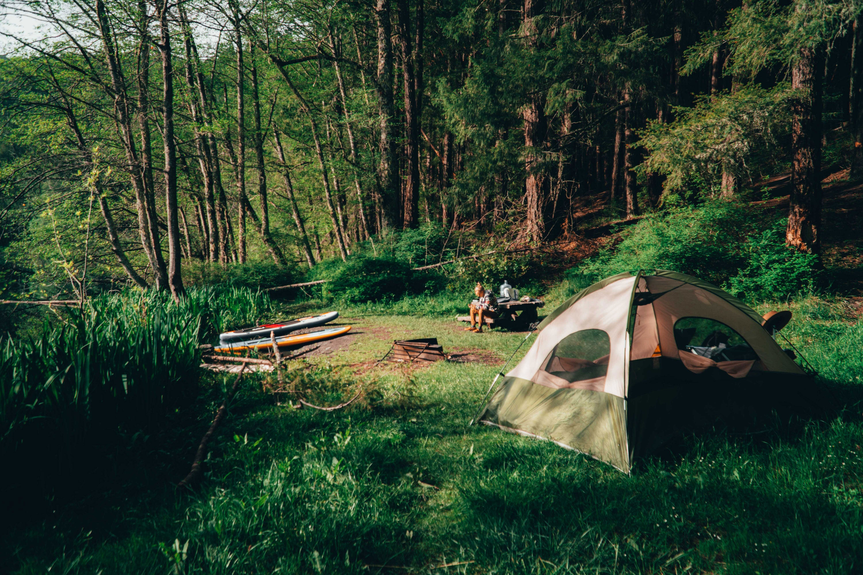how to find your perfect campsite and slippers this spring and summer