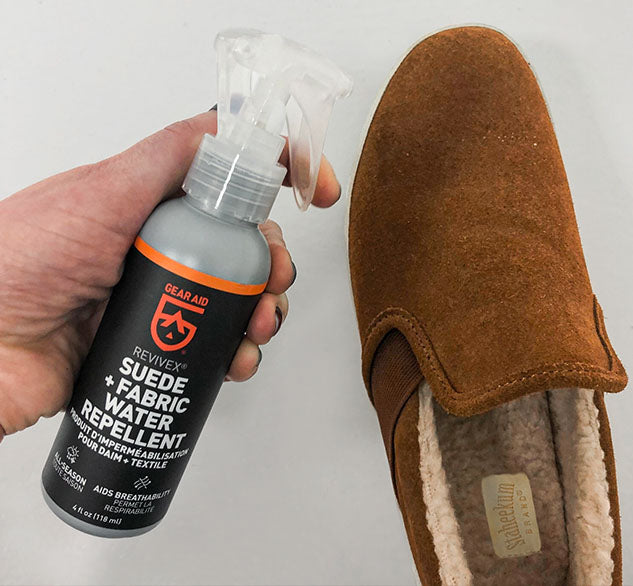 Gear Aid Suede & Fabric Water Repellent