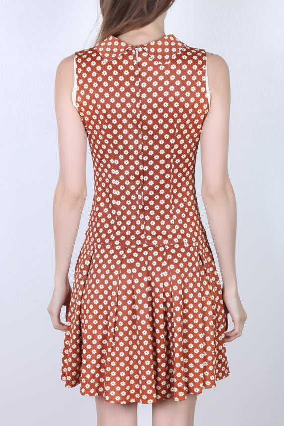 60s Daisy Dress