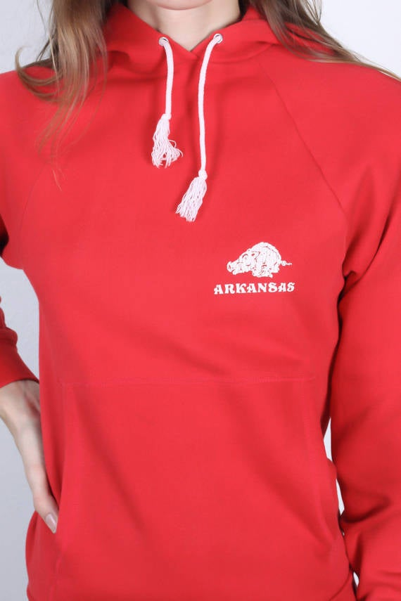 80s Univeristy of Arkansas Hoodie