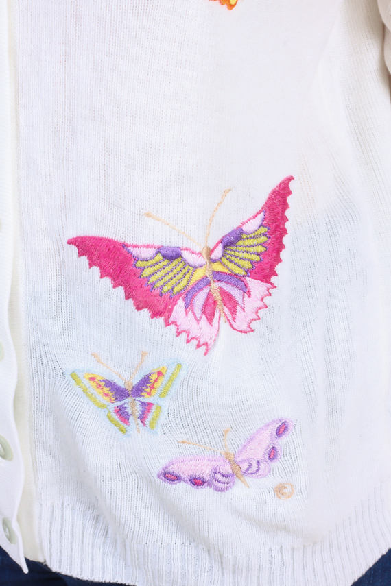 70s Butterfly Cardigan