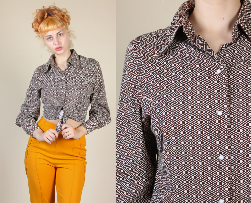 70s Levi's for Gals Shirt