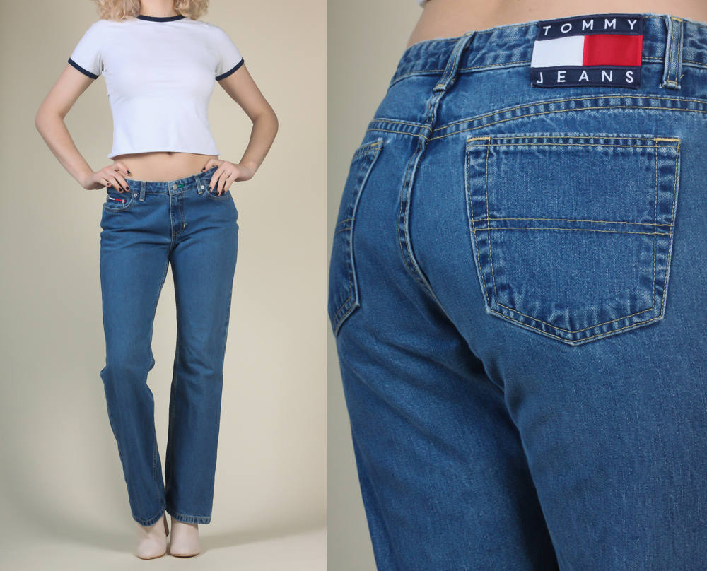 90s Tommy Hilfiger Jeans - Medium