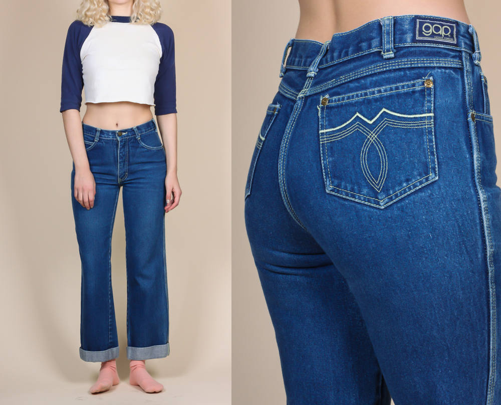 Vintage Gap Jeans - Small