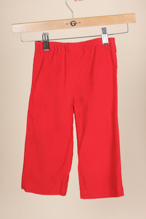 70 Corduroy Toddler Pants - 2T