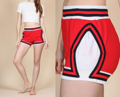 Vintage Champion Cheer Shorts - Small