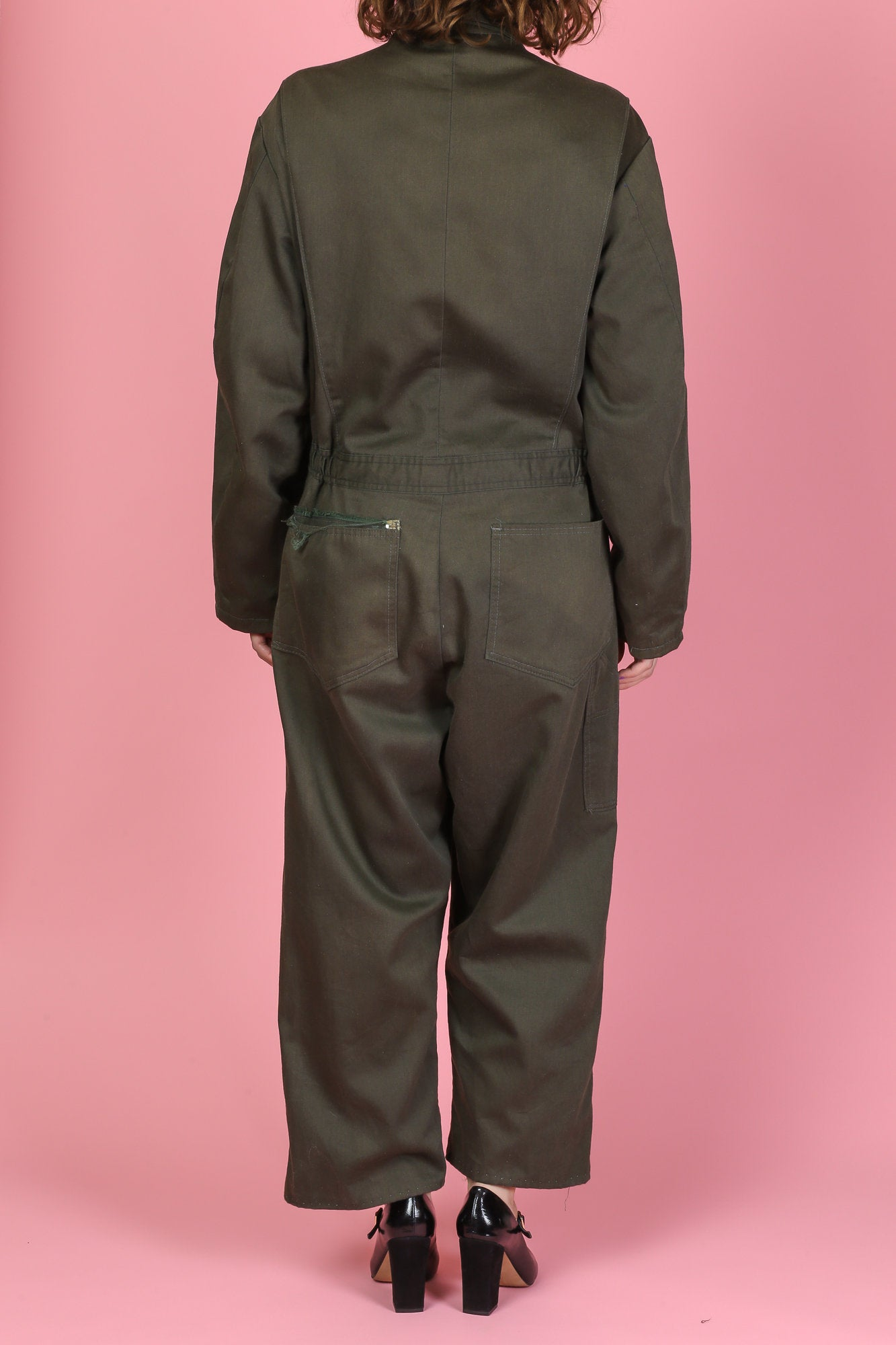 Vintage 1950s Walls' Blizzard Pruf Coveralls - Men's Medium