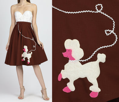 Vintage Poodle Skirt - Extra Small