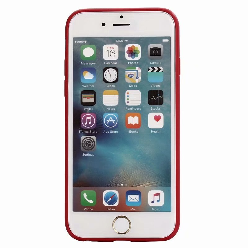 low priced eea11 b5e2f Hollow TPU+PC Universal Case for iPhone 6/6s/7/8