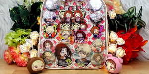 Inspiration Station: Decorate Ita Bags with Us!-Inspiration Station: Kacchako Affectuator