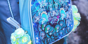 Inspiration Station: Decorate Ita Bags with Us!-Inspiration Station: Miku Hatsune Affectuator