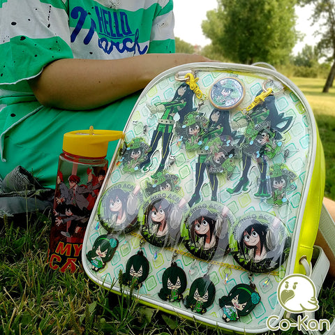 Our Tsuyu Asui Affectuator Backpack