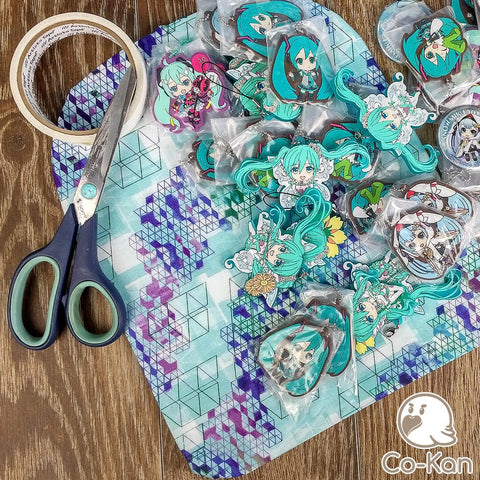 best ita bag backpack decorated miku hatsune finished the backing