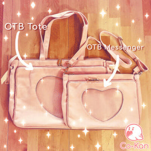 messenger vs tote style ita bag