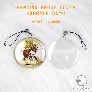 Hanging Badge Cover