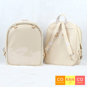 beige ita backpack