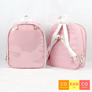 pink ita bag backpack