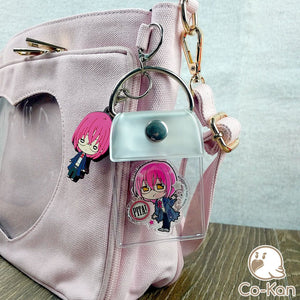 Badge Band anime merch or ita bag accessory Co-Kan