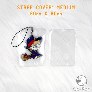Strap Cover anime merch or ita bag accessory by Co-Kan Medium