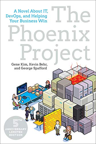 Behemotor The Phoenix Project: A Novel about IT, DevOps, and Helping Your Business Win