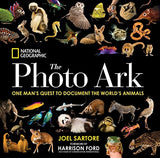Behemotor National Geographic The Photo Ark: One Man's Quest to Document the World's Animals