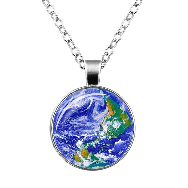 FREE Earth Necklace - zenithosphere