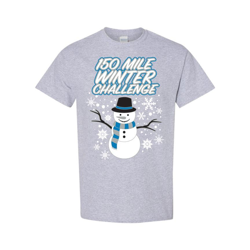 2019 Winter Challenge T-shirt or Sweatshirt