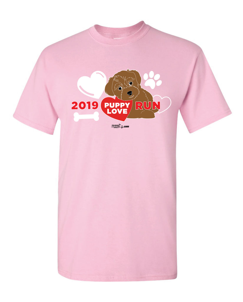 2019 Puppy Love T-shirt