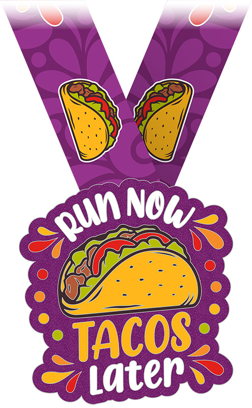 Run Now Tacos Later Virtual 5k