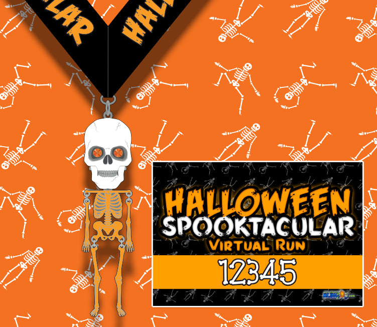 Halloween Spooktacular Virtual Run