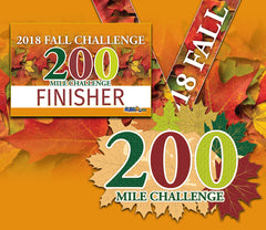 2018 Fall Challenge Virtual Run