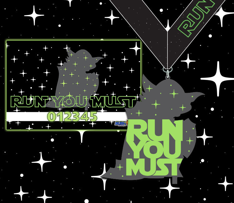 Run You Must Virtual Run