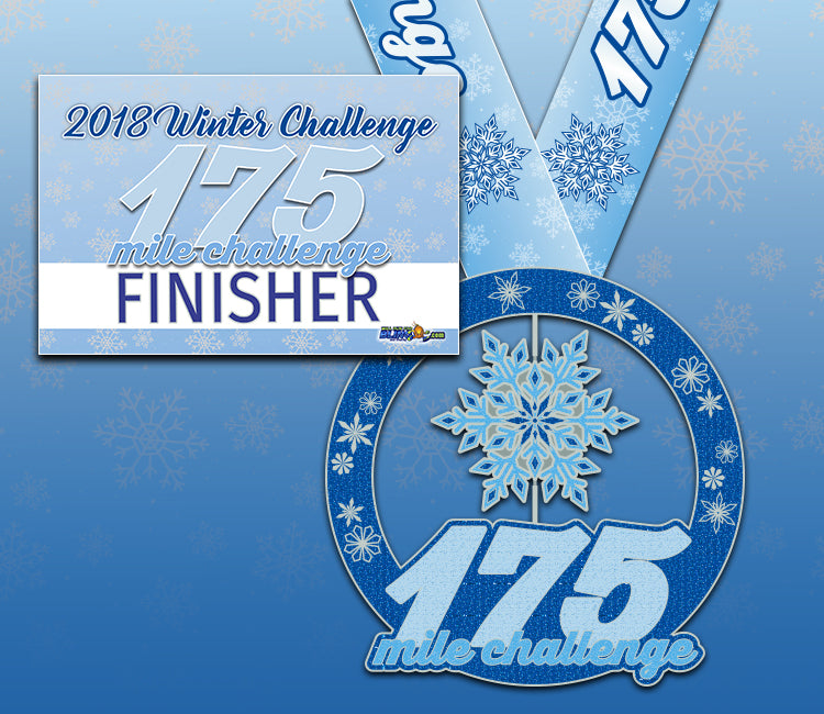 2018 Winter Challenge Virtual Run