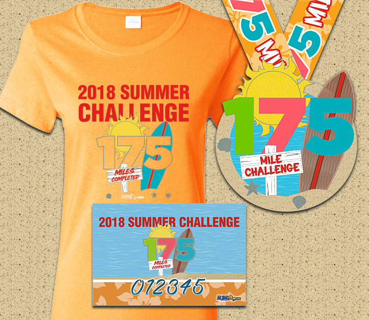 2018 Summer Challenge Virtual Run