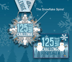 The 2020 Winter Challenge - 125 Miles