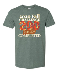 The 2020 Fall Challenge Shirt Only
