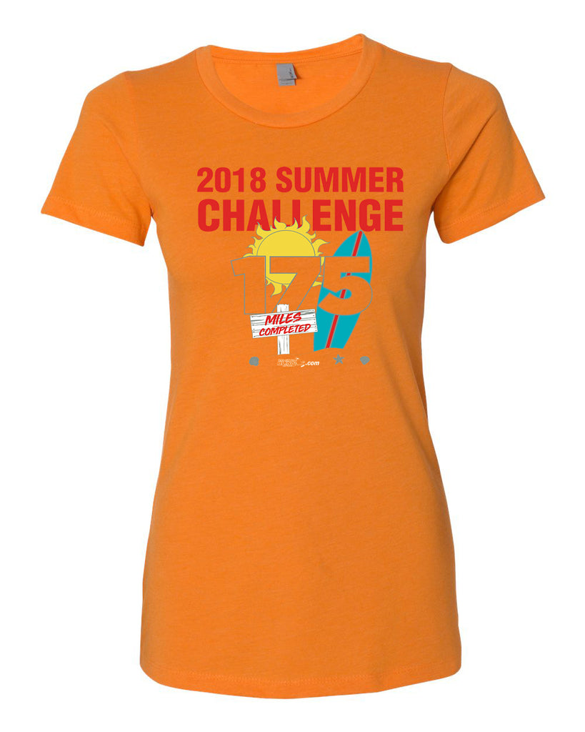 2018 Summer Challenge T-shirt or Tank