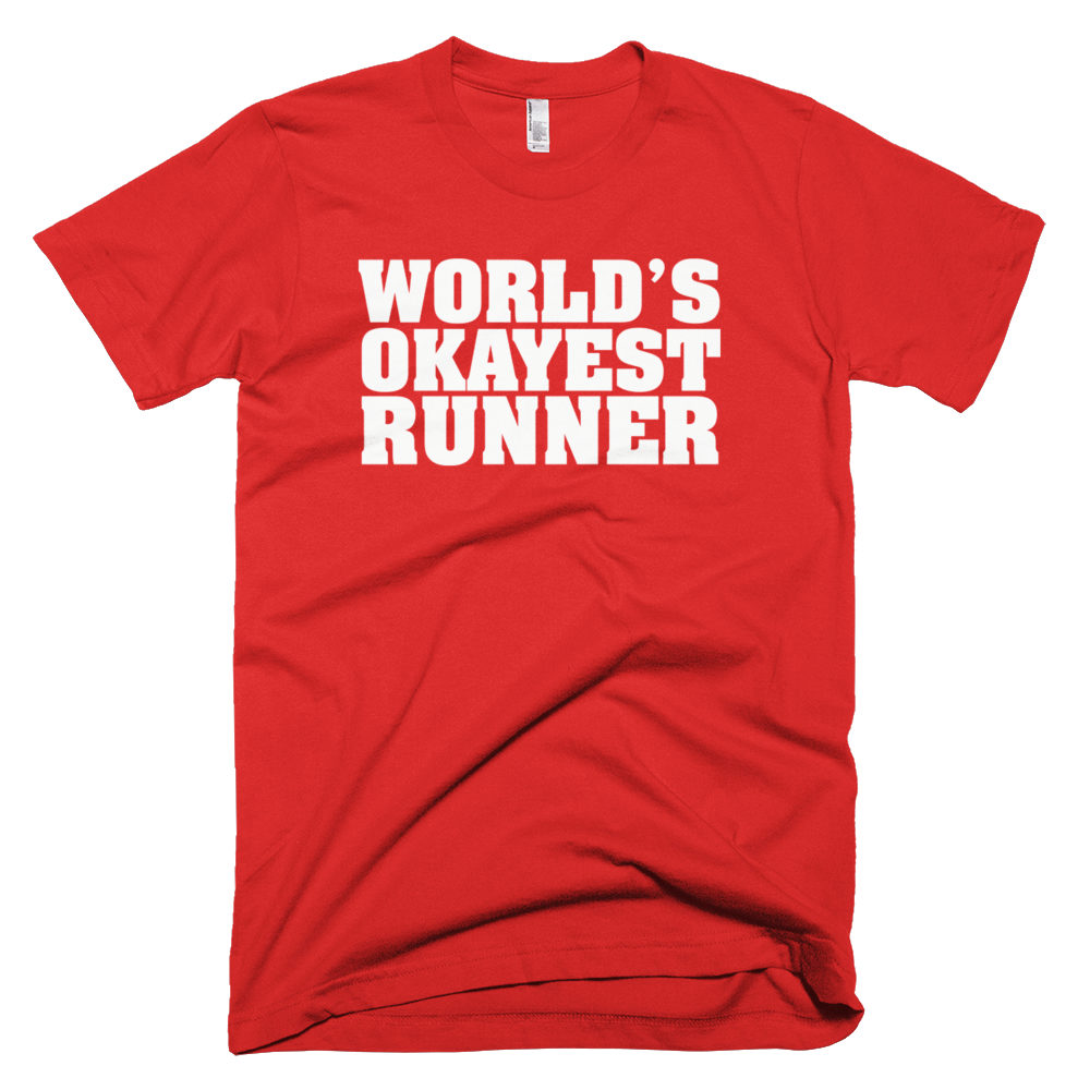 Dri-Fit World's Okayest Runner