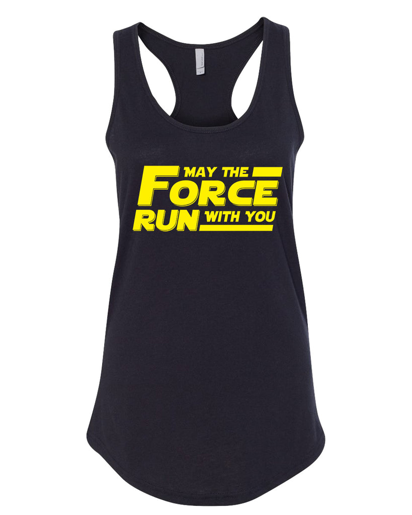 May The Force Run With You