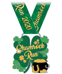 The Shamrock 5k Virtual Run