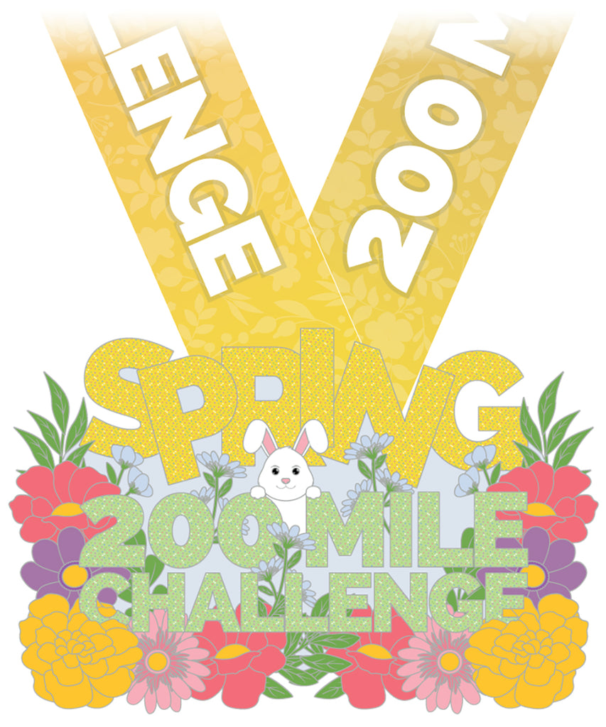 The 2020 Spring 200 Mile Challenge