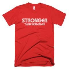 Dri-Fit Stronger Than Yesterday